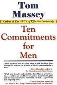 Image of book Ten Commitments for Men